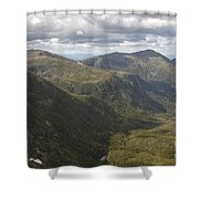 Great Gulf Wilderness - White Mountains New Hampshire Shower Curtain