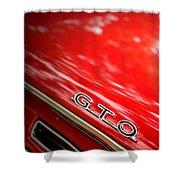 GTO Shower Curtain
