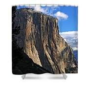 Guardian Of The Valley Shower Curtain