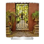 Guardians Of The Garden Shower Curtain