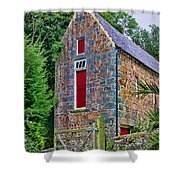Guernsey Barn Shower Curtain