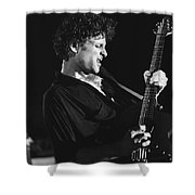 Guitarist Lyndsay Buckingham Shower Curtain