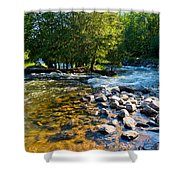 Gull River Shower Curtain