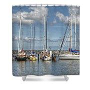Hafen Barth Shower Curtain