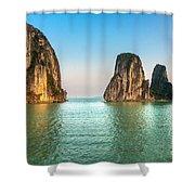 Halong Bay -vietnam Shower Curtain