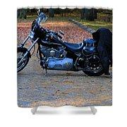 Harley Shower Curtain