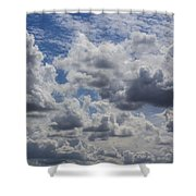 Heavenly Clouds Shower Curtain