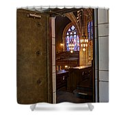 Hennepin Avenue Methodist Church Shower Curtain