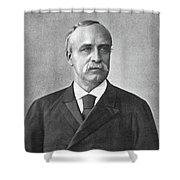 Henry Villard (1835-1900) Shower Curtain