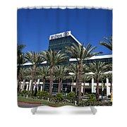 Hilton Anaheim Shower Curtain