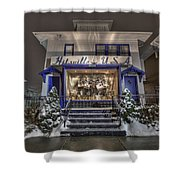 Hitsville Usa Shower Curtain