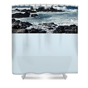 Hookipa Maui Hawaii Shower Curtain