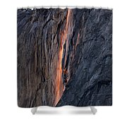 Horsetail Falls 9935 Shower Curtain