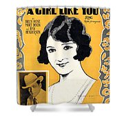 If I Had A Girl Like You Shower Curtain