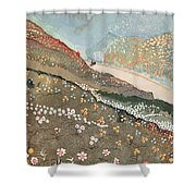 Illustration For Kim By Rudyard Kipling Shower Curtain