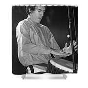 Incubis Shower Curtain