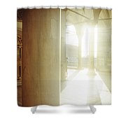 Interiors Of Topkapi Palace Shower Curtain