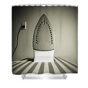 Iron Shower Curtain