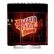 Ironage Studio Shower Curtain