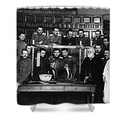 Ivan Petrovich Pavlov Shower Curtain
