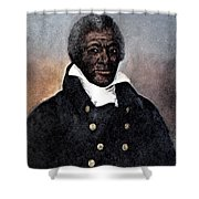 James Armistead Lafayette Shower Curtain