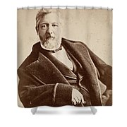 James G Shower Curtain