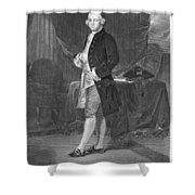 James Otis (1725-1783) Shower Curtain