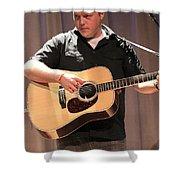 Jason Isbell Shower Curtain