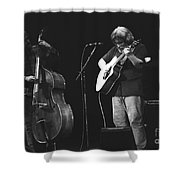 Jerry Garcia Band Shower Curtain