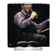 Jim Brickman Shower Curtain