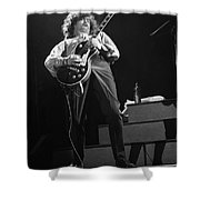 Jimmy Page Shower Curtain