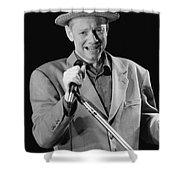 Joe Jackson Shower Curtain