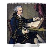 John Hancock (1737-1793) Shower Curtain