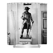 John Hanson (1721-1783) Shower Curtain