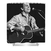 John Hiatt Shower Curtain