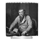 John Hunter (1728-1793) Shower Curtain