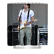 John Mayer  Taste Of Chicago Shower Curtain