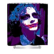 Joker 11 Shower Curtain