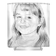 Jordan Shower Curtain