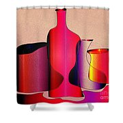 Jugs 4 Shower Curtain