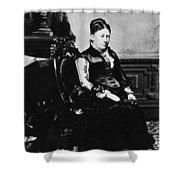 Julia Dent Grant (1826-1902) Shower Curtain