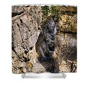Jura Canyon Shower Curtain