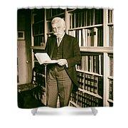 Justice Oliver Wendell Holmes 1924 Shower Curtain