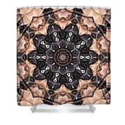 Kaleidoscope 48 Shower Curtain