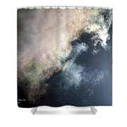 Kansas Storm On The Rise II Shower Curtain