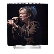 Karin Bergquist Lead Singer Of Over The Rhine Shower Curtain