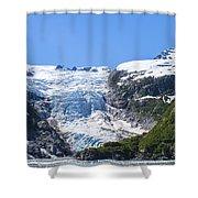 Kenai Fjords Shower Curtain