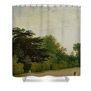 Kensington Gardens Shower Curtain