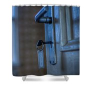 Key To The Door Shower Curtain