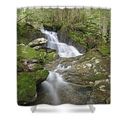 Kinsman Notch - Woodstock New Hampshire Shower Curtain
